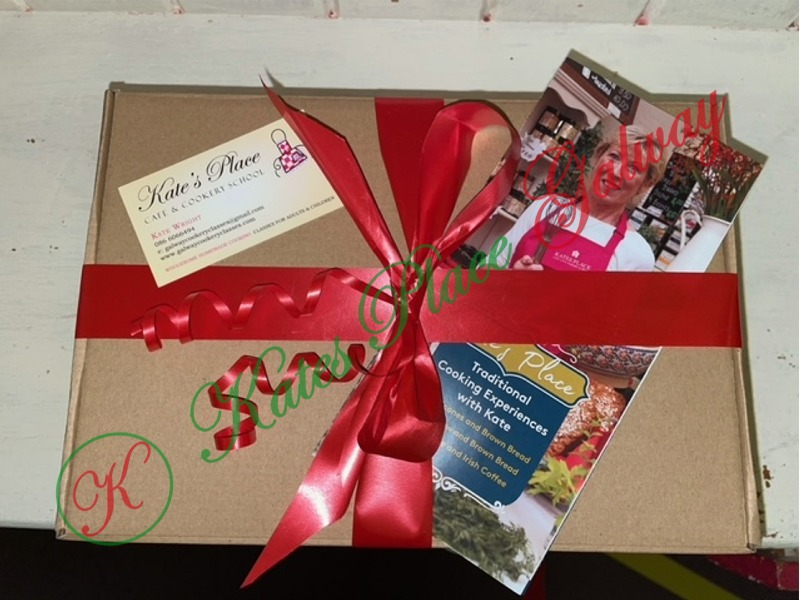 Afternoon Tea Gift Box at Kates Place Galway