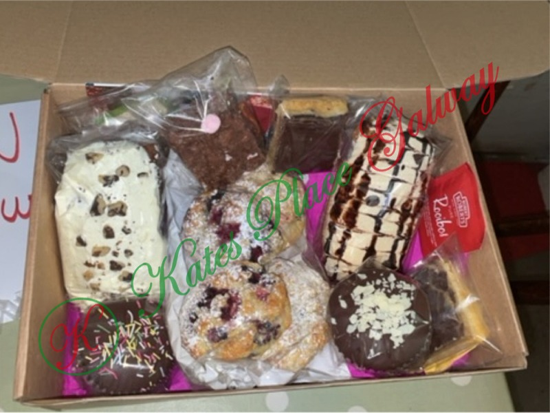 Afternoon Tea Treats Box Kates Place Galway
