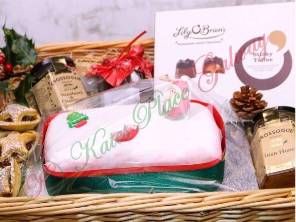 Christmas Food Hamper Galway