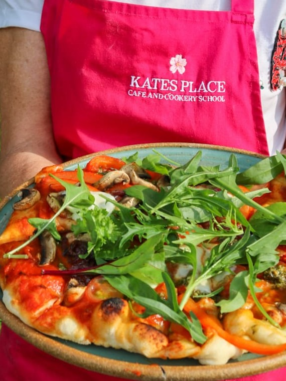 Homemade Pizza | Galway Cookery Classes