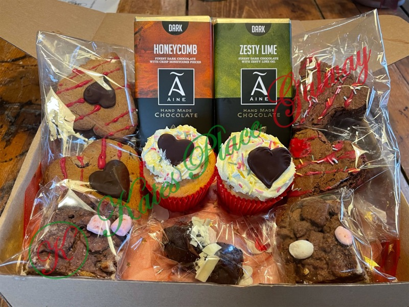 St Valentines Food Gift Box Galway