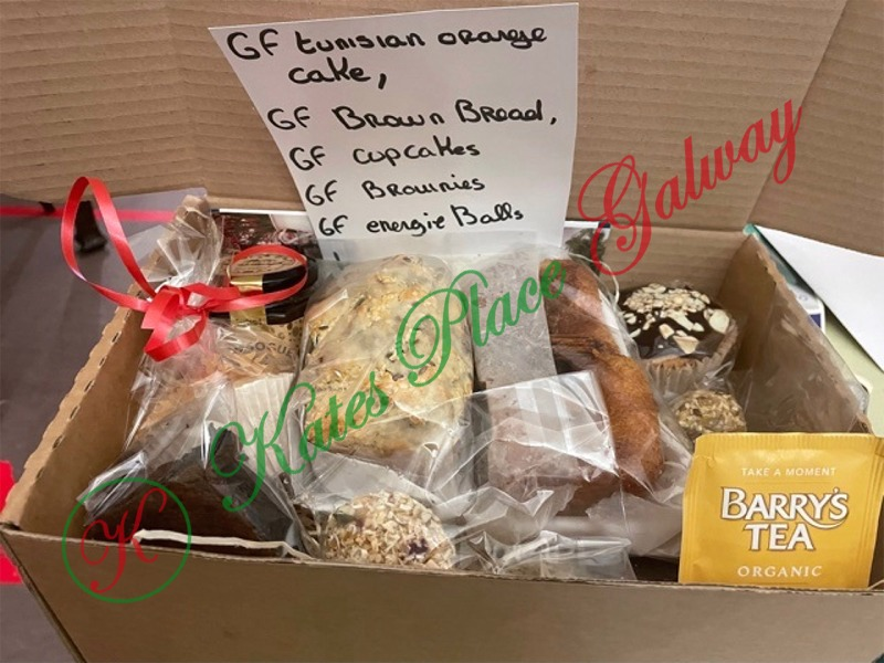 Gluten Free Gift Box Kates Place Galway