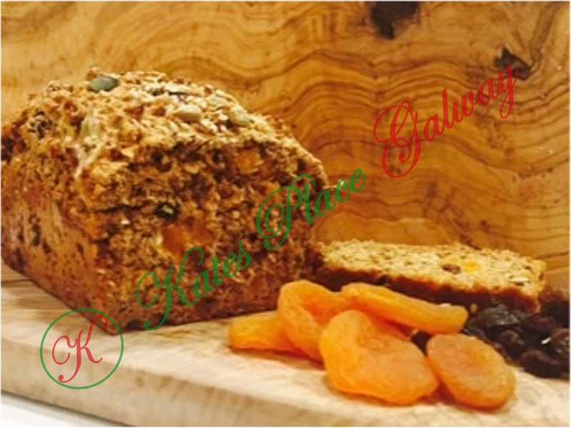 Fruit and Seed Loaf | Galway Cookery Classes