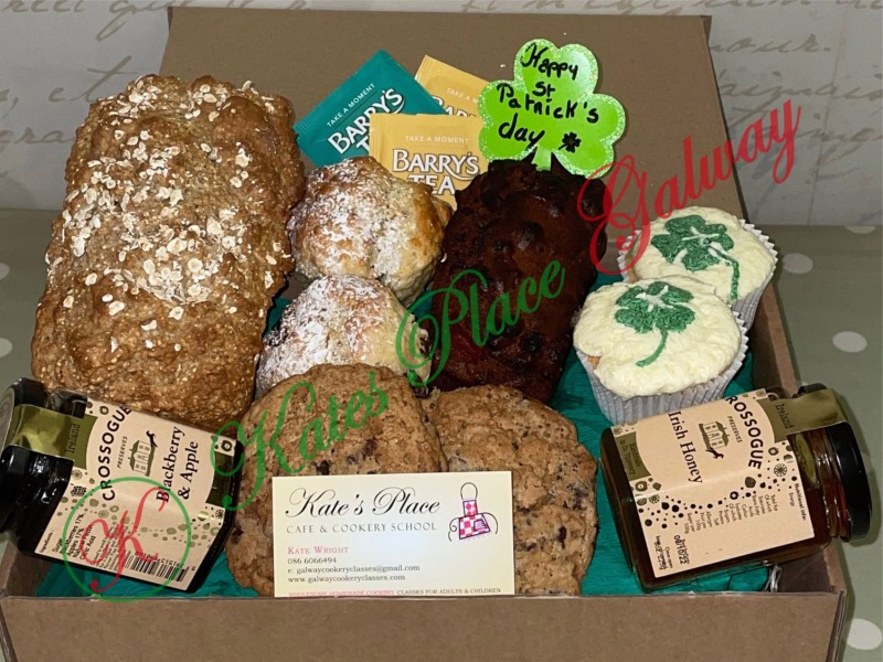 Paddy's Day Food Gift Box Galway