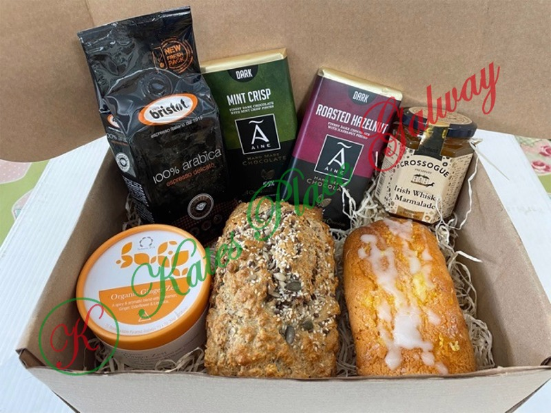 Mother's Day Food Gift Box Ireland