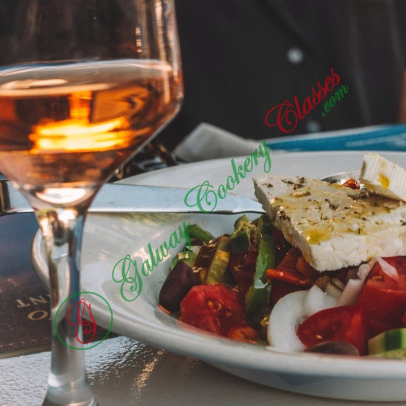 Mediterranean Diet Cooking Course - Galway Cookery Classes