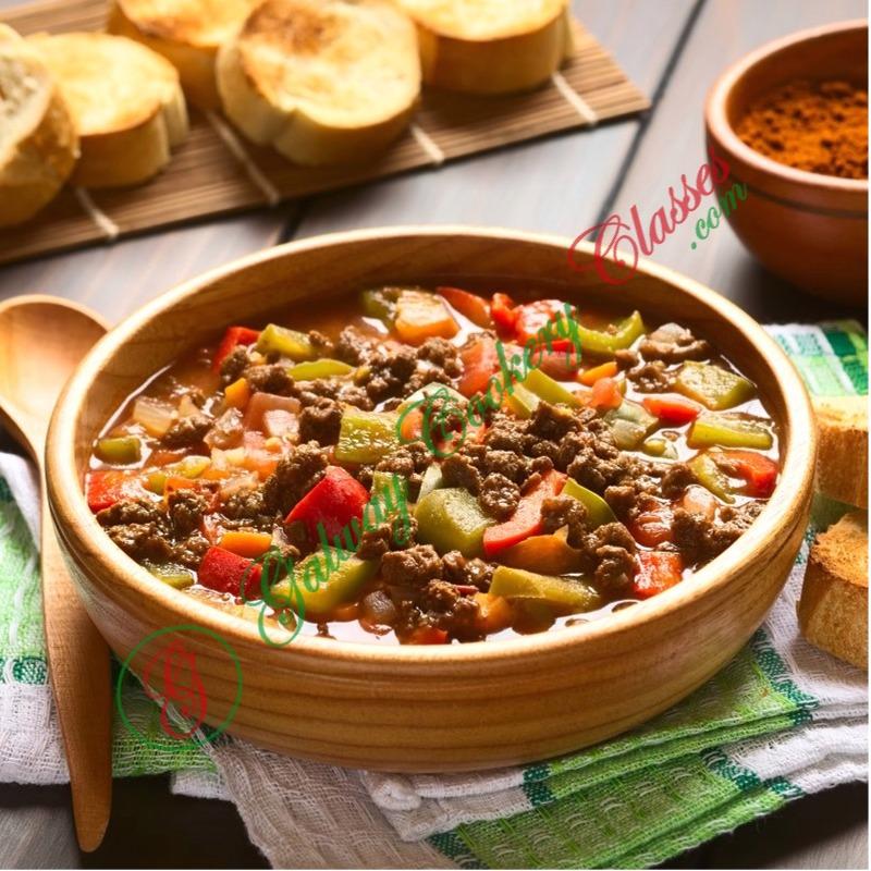 Vegetarian-Goulash-Galway-Cookery-Classes
