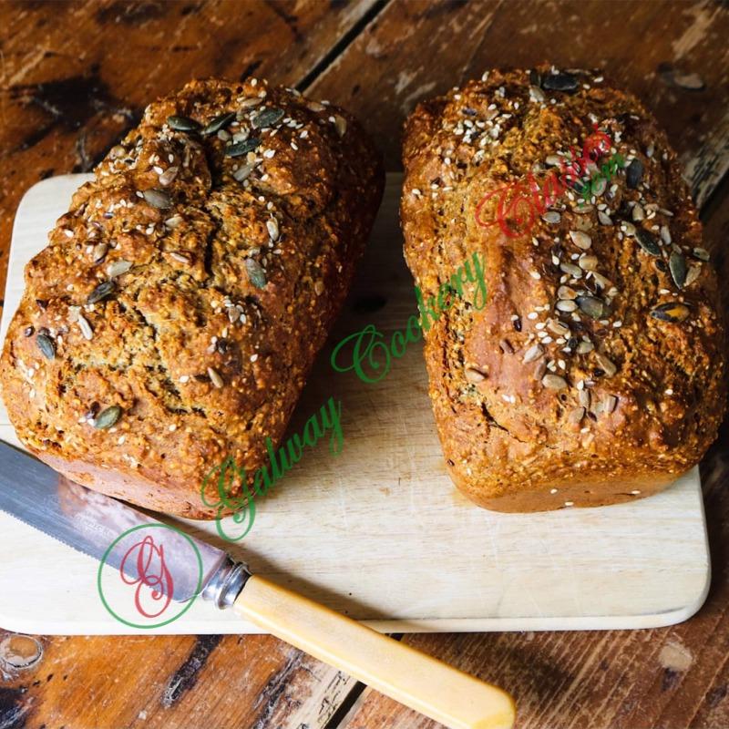 Bread Baking Courses - Galway Cookery School