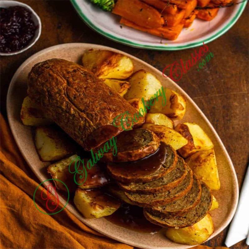 Vegan-Christmas-Dinner-Galway-Cookery-Classes-Kilcolgan